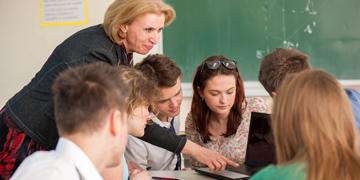 Parents and Educators Image